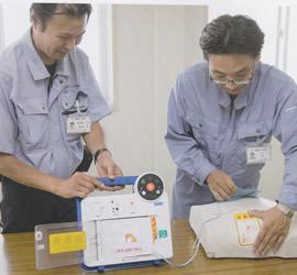 AED販売・レンタル